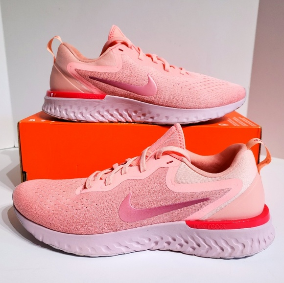 f169cc7a15f95 Nike Shoes | Odyssey React Oracle Pink Running Sz 11 | Poshmark